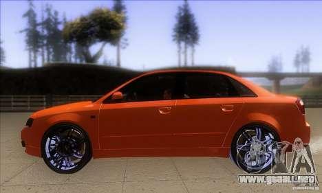Audi S4 DIM para GTA San Andreas left