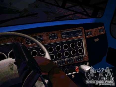Kenworth T600 para la visión correcta GTA San Andreas
