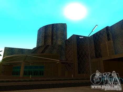 Edificio nuevo en Los Santos para GTA San Andreas tercera pantalla