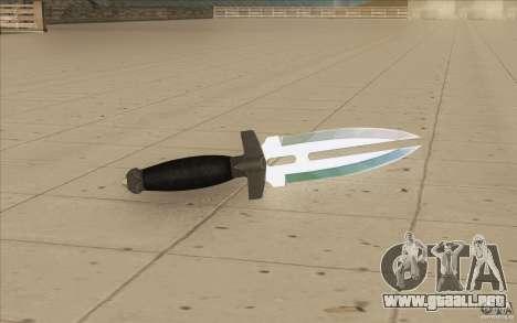 Low Chrome Weapon Pack para GTA San Andreas octavo de pantalla