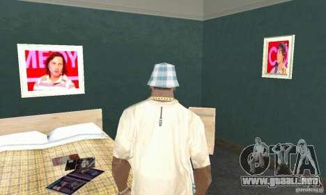 Comedy Club Mod para GTA San Andreas quinta pantalla