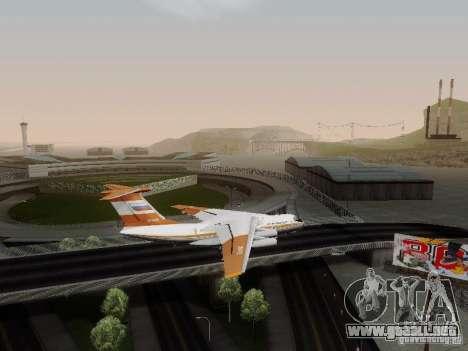 Ilyushin Il-76td para GTA San Andreas left