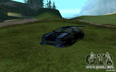 Mitsubishi Eclipse 1999 Sport para GTA San Andreas