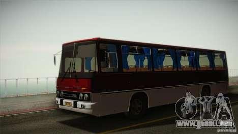 IKARUS 255.01 para la visión correcta GTA San Andreas