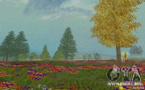 Project Oblivion 2010 Sunny Summer para GTA San Andreas séptima pantalla