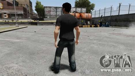 Sam Fisher v3 para GTA 4 tercera pantalla