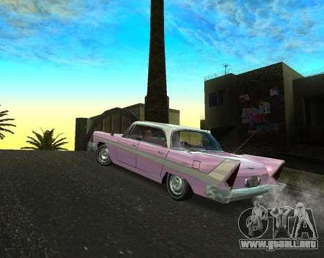 Plymouth Belvedere para GTA San Andreas left