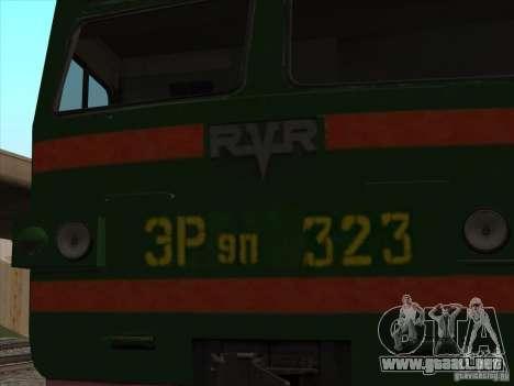 Er9p-323 para la visión correcta GTA San Andreas