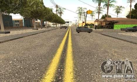Grove Street 2012 V1.0 para GTA San Andreas tercera pantalla