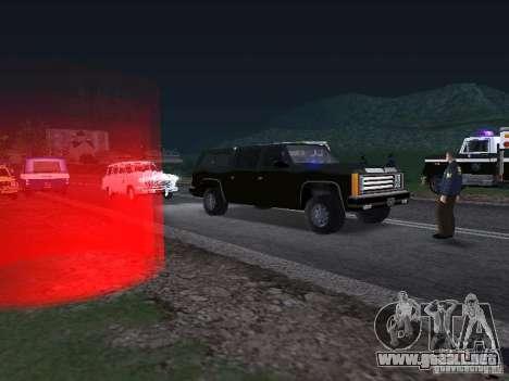 Police Post para GTA San Andreas