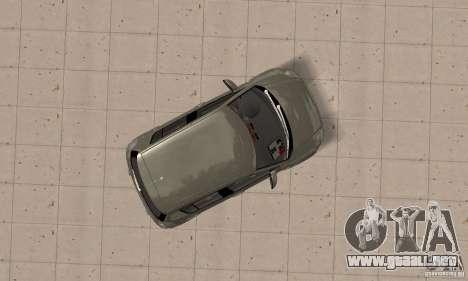 Suzuki Swift Tuning para la visión correcta GTA San Andreas