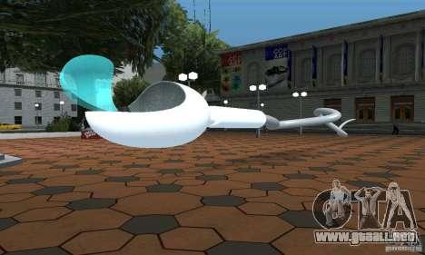 Esperma para GTA San Andreas