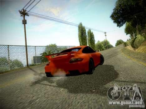 Porsche 997 GT2 para GTA San Andreas left