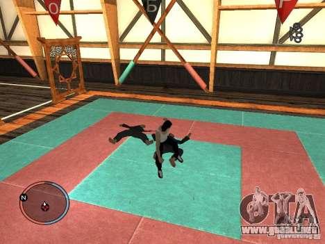 Bruce Lee piel para GTA San Andreas sexta pantalla
