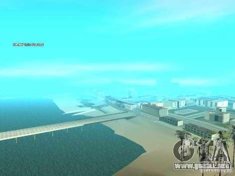 SA-MP 0.3x Client para GTA San Andreas segunda pantalla