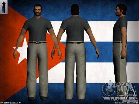 La Cosa Nostra mod para GTA San Andreas segunda pantalla