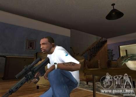IED para GTA San Andreas segunda pantalla
