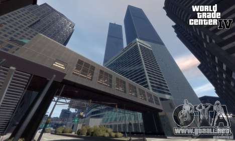 World Trade Center para GTA 4 segundos de pantalla