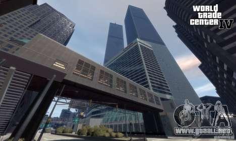 World Trade Center para GTA 4 segundos de pantalla