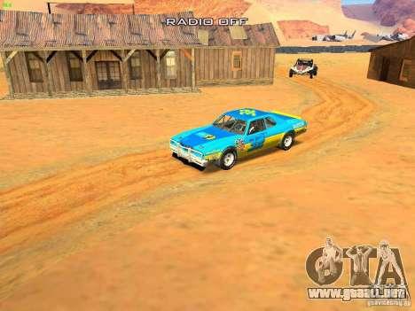 Jupiter Eagleray MK5 para el motor de GTA San Andreas