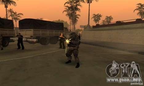Soldados de la CoD MW para GTA San Andreas