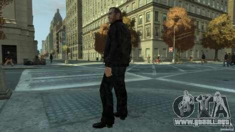 Metal Clothes Pack para GTA 4 segundos de pantalla