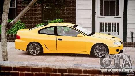 Pontiac GTO 2004 para GTA 4 vista hacia atrás