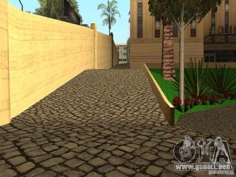 Nuevo hospital LAN para GTA San Andreas quinta pantalla