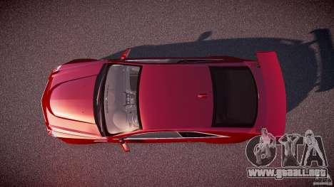 Cadillac CTS-V Coupe para GTA 4 visión correcta