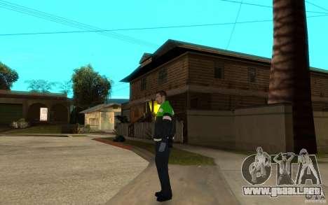 Ambulancia rusa para GTA San Andreas segunda pantalla