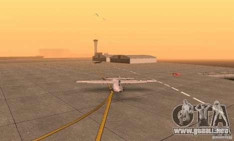 ATR 72-500 UTair para GTA San Andreas left