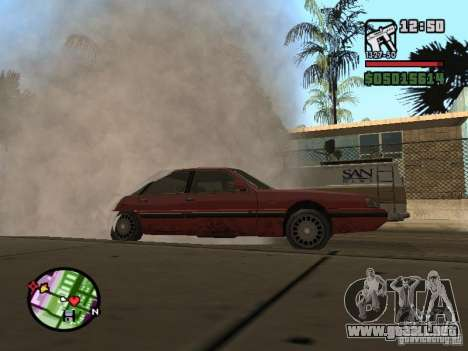 Overdose effects V1.3 para GTA San Andreas décimo de pantalla