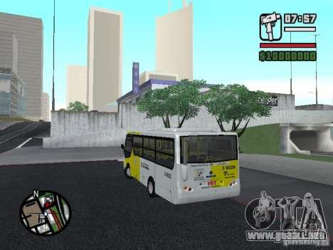 Induscar Caio Piccolo para GTA San Andreas left