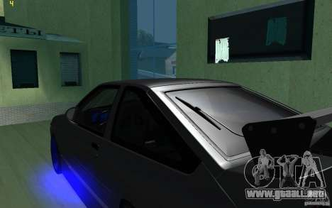 Toyota Corolla 2010 para la visión correcta GTA San Andreas