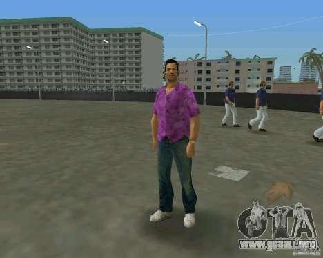 Tommy en HD + nuevo modelo para GTA Vice City sexta pantalla