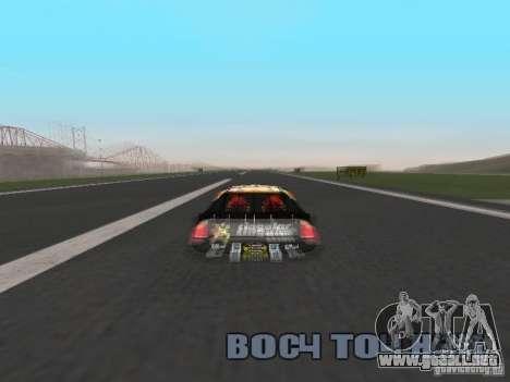 Camera Shake para GTA San Andreas