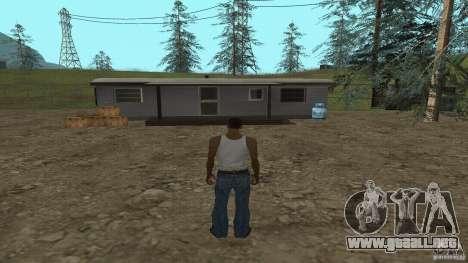 Realista apiario v1.0 para GTA San Andreas quinta pantalla