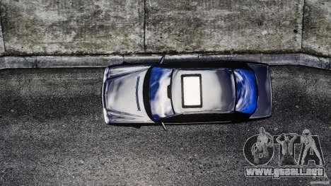 Mercedes-Benz E55 AMG para GTA 4 visión correcta