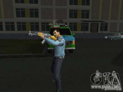 Pieles de milicia para GTA San Andreas