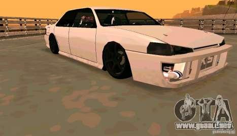 New Sultan v1.5 para GTA San Andreas