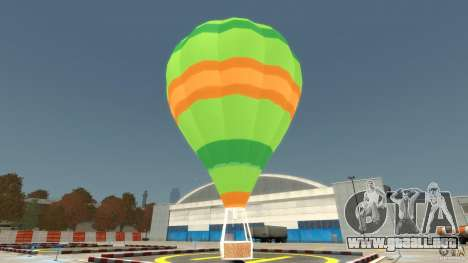 Balloon Tours option 10 para GTA 4