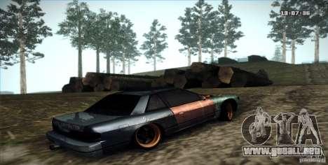ENB Graphics Mod Samp Edition para GTA San Andreas sexta pantalla