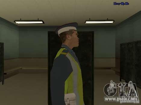 Inspector DPS para GTA San Andreas tercera pantalla