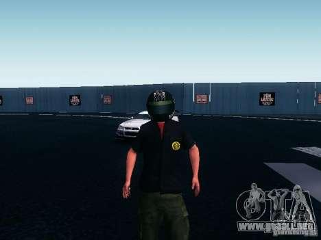 Race Ped Pack para GTA San Andreas séptima pantalla
