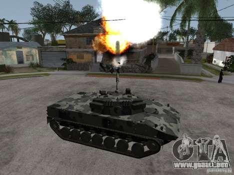 2S25 Sprut-SD para GTA San Andreas