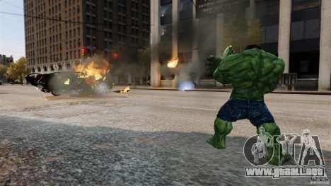 Script de Hulk para GTA 4