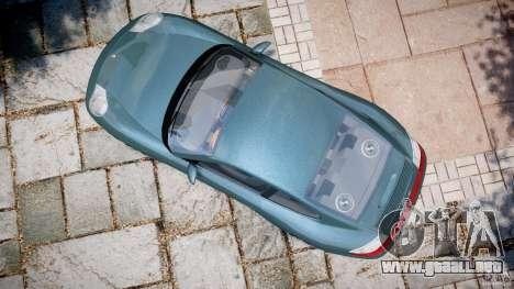 Porsche 911 (996) Carrera 4S para GTA 4 visión correcta