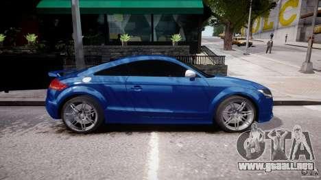 Audi TT RS Coupe v1 para GTA 4 left