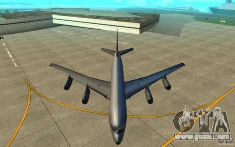 Qantas 707B para GTA San Andreas