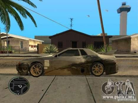 Fantasma vynyl para Elegy para GTA San Andreas left